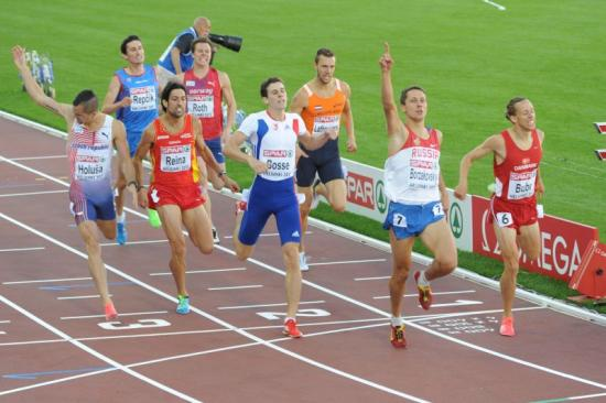 800m homme