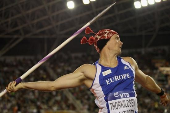 Andreas Thorkildsen (Europe)