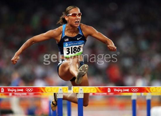 LoLo Jones, USA