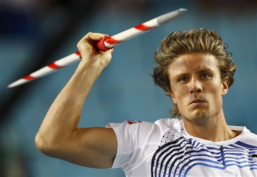 Andreas Thorkildsen (Qualifications du Javelot Hommes)