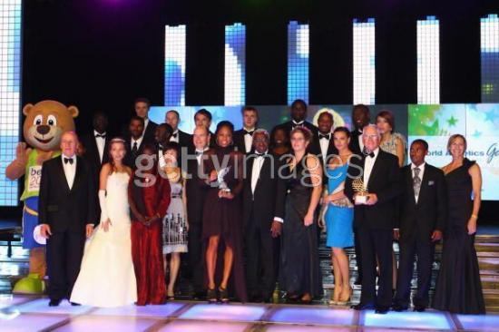 IAAF World Athletics Gala 2009