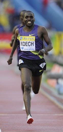 Paul Kipsiele Koech